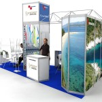 Ultra charter on Dusseldorf boat show