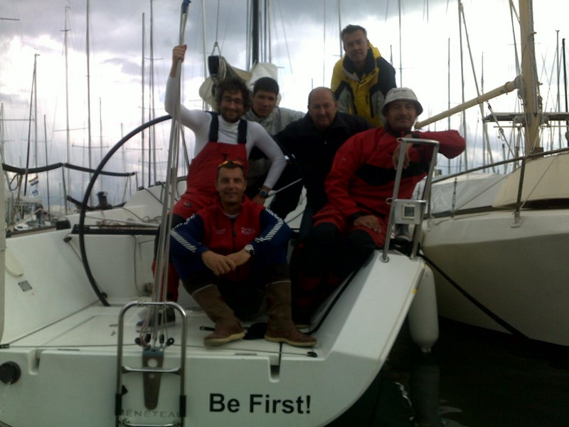 Be First- First 34.7 - First place in the 66th Viska Regata