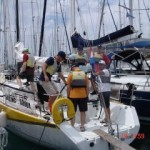 Advenced curse Sailing School Ultra bases