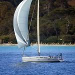 New charter fleet Beneteau First 45 of 10 sailing boats