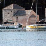 First 7500 arrived to sailing school base Stari Grad