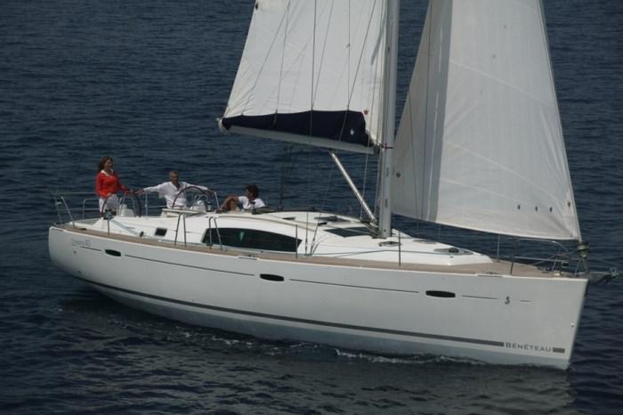 Oceanis 43 Ultra Charter fleet  Croatia