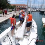 Sailing School Ultra bases7