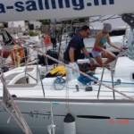 Sailing to Corfu Sailing School Ultra Croatia