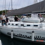 Sailing to Corfu Sailing School Ultra Croatia