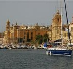 Sailing to Malta and back