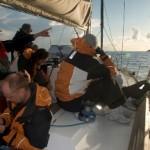 Lastovo in morning departure - ready for sea