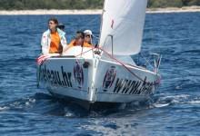 Croatian match race championship for women Frapa