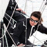 First 7500 Match race Croatian Championship women1