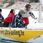 First 7500 Match race Croatian Championship women2