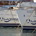 The summer arrival at Ultra charter base Trogir1