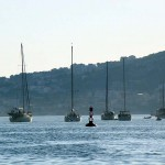 The summer arrival at Ultra charter base Trogir5