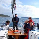 Posada Stončice negdje na moru