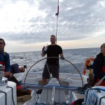 Jabuka sailing