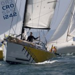 Ultra Beneteau sailing boats on regatta Susac2