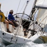 Ultra Beneteau sailing boats on regatta Susac5
