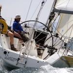 Ultra Beneteau sailing boats on regatta Susac5