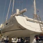 New boat joined Ultra charter fleet - Oceanis 45