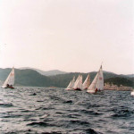 Ultra sailing on Mljet from 1996. - 1999.