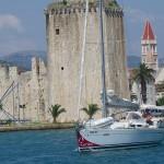 Aci Marina Trogir - Entrance
