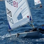 The Laser is a type of a sailing boat which is suitable after the age of 15 ... it requires vitality and strength...