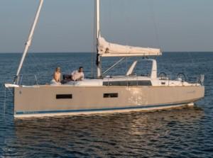 Oceanis 38(LA GAFFE)