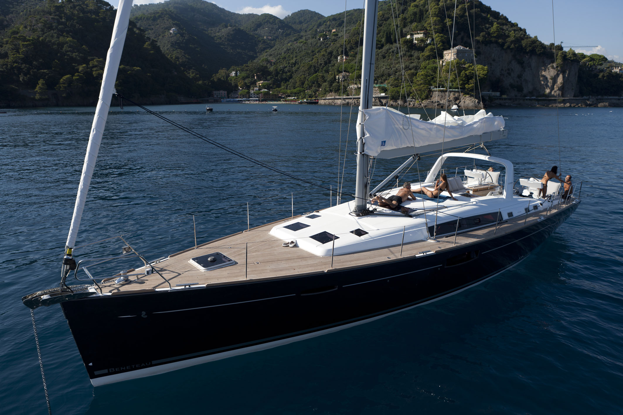 yachts review be eau oceanis 58