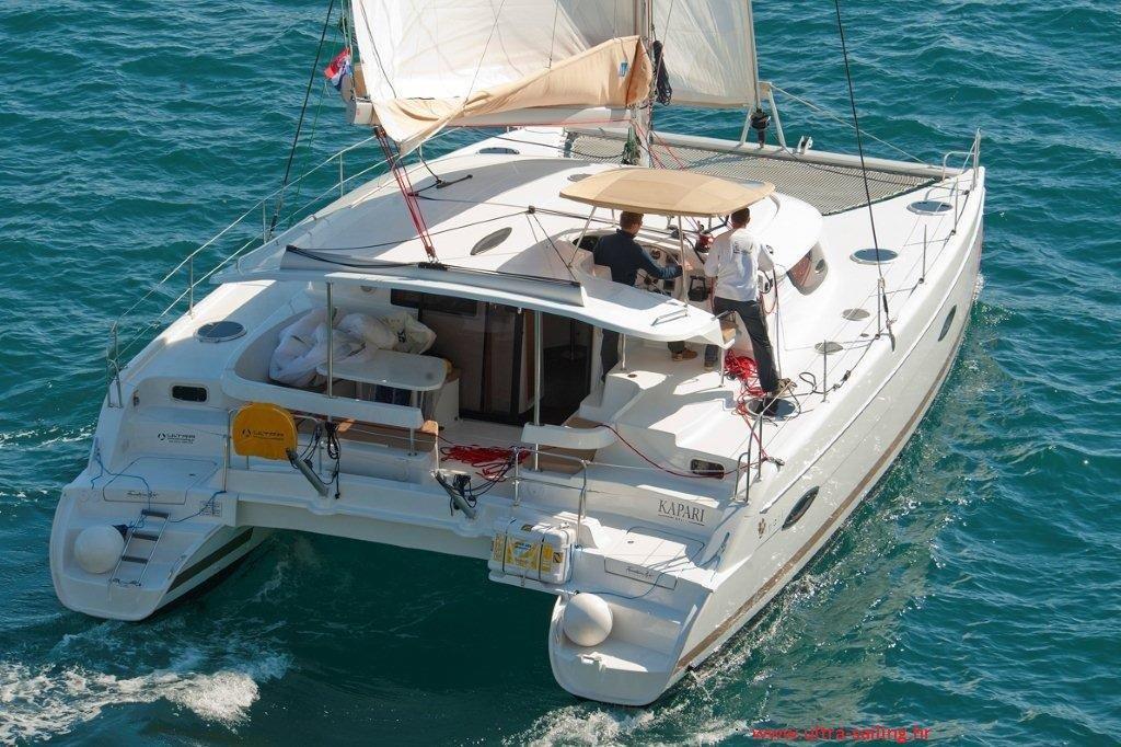 Ultra Sailing lipari 41