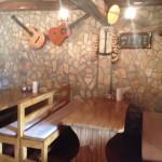 Kaprije_Kod kate seosko domaćinstvo