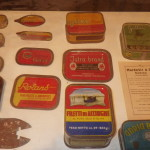 Fisherman museum, sardines packing 1815-1918 year