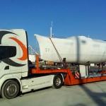 Oceanis 41.1 arrival in Split