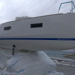 Delivery of new Oceanis 38.1