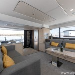 Saloon Fountaine Pajot MY 44