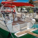 Oceanis 35 in Ultra base Trogir