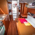 Saloon Oceanis 35