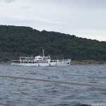 Daily ferry to Sibenik, Vodice and island Prvic
