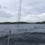 Sailing to Zlarin