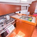 Oceanis 38.1 cabin Ultra yachtchcharter Croatia