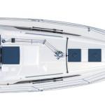 Oceanis 30.1 - Main Deck
